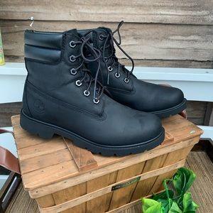 Timberland Shoes - NWOT Timberland Black Combat/work